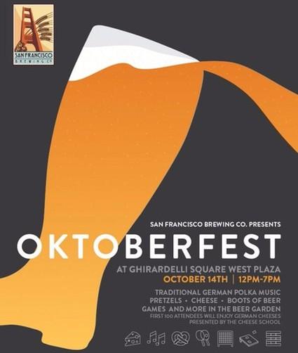 Oktoberfest at Ghirardelli Square