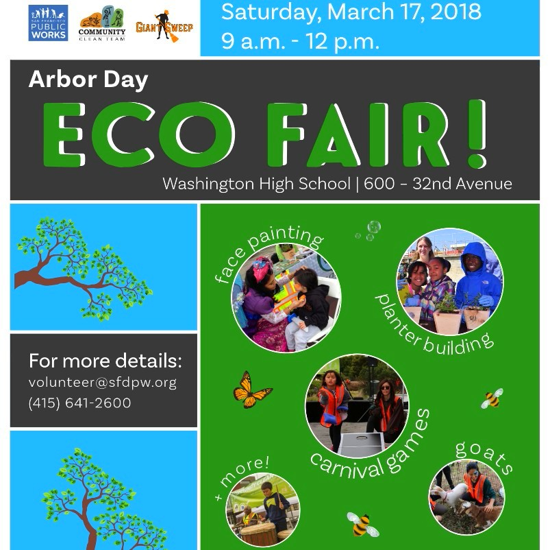 Arbor Day Eco Fair
