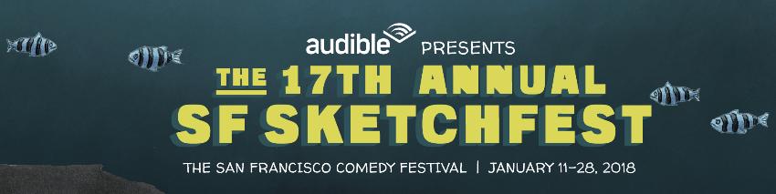 17th Annual SF Sketchfest