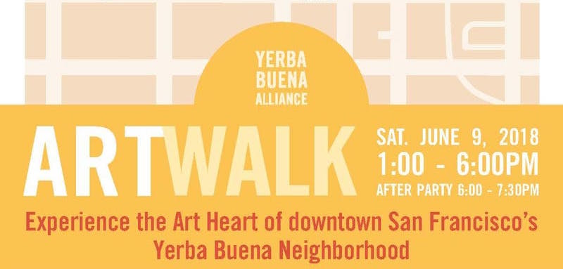 Yerba Buena Art Walk