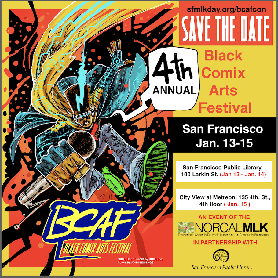 Black Comix Arts Festival