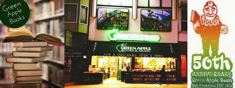 Green Apple Books 50th Birthday