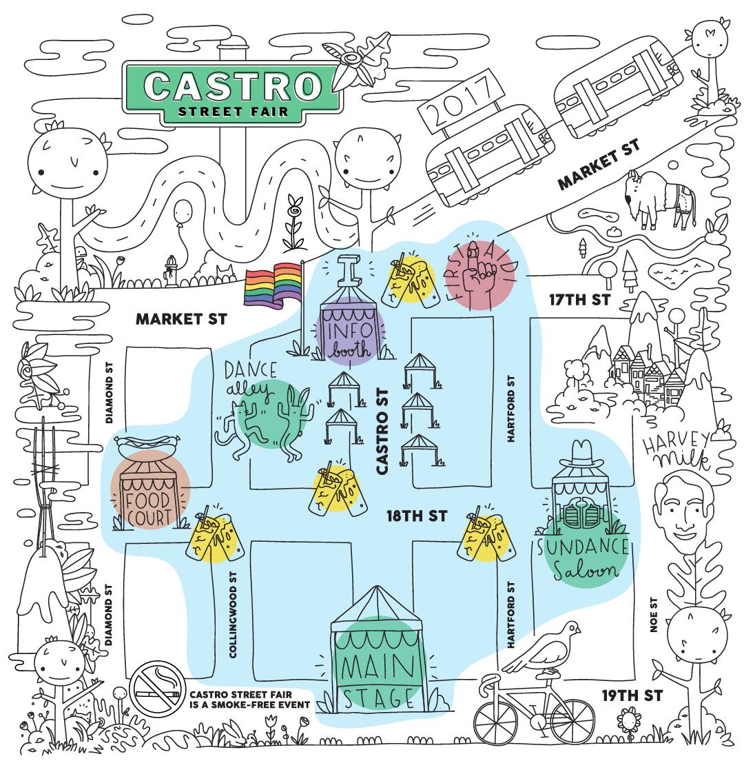 Castro Street Fair