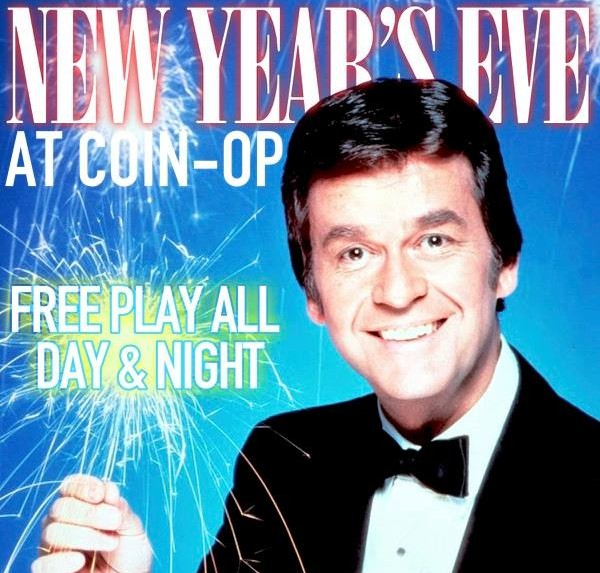 NYE Free Play Sunday