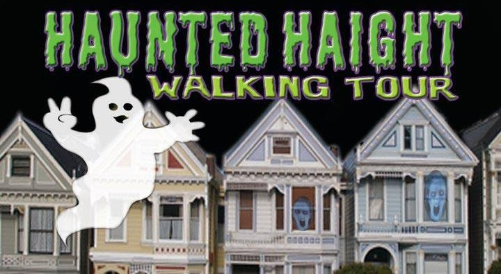 Haunted Haight Walking Tour