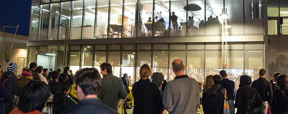 Exploratorium Community Night