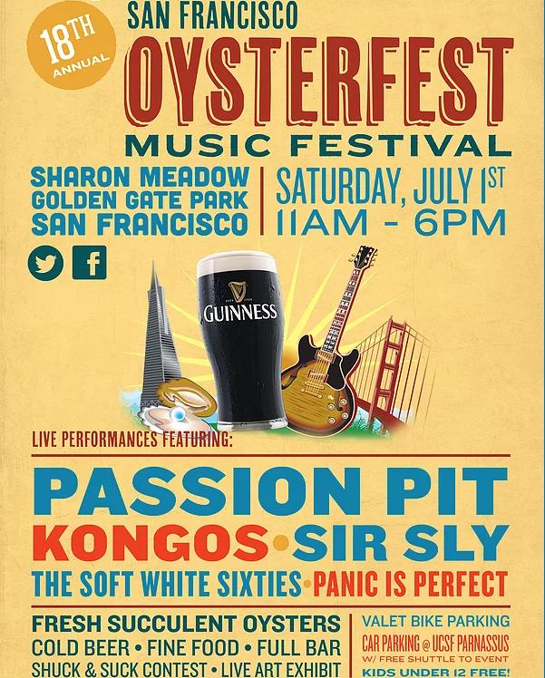 San Francisco Oysterfest 2017