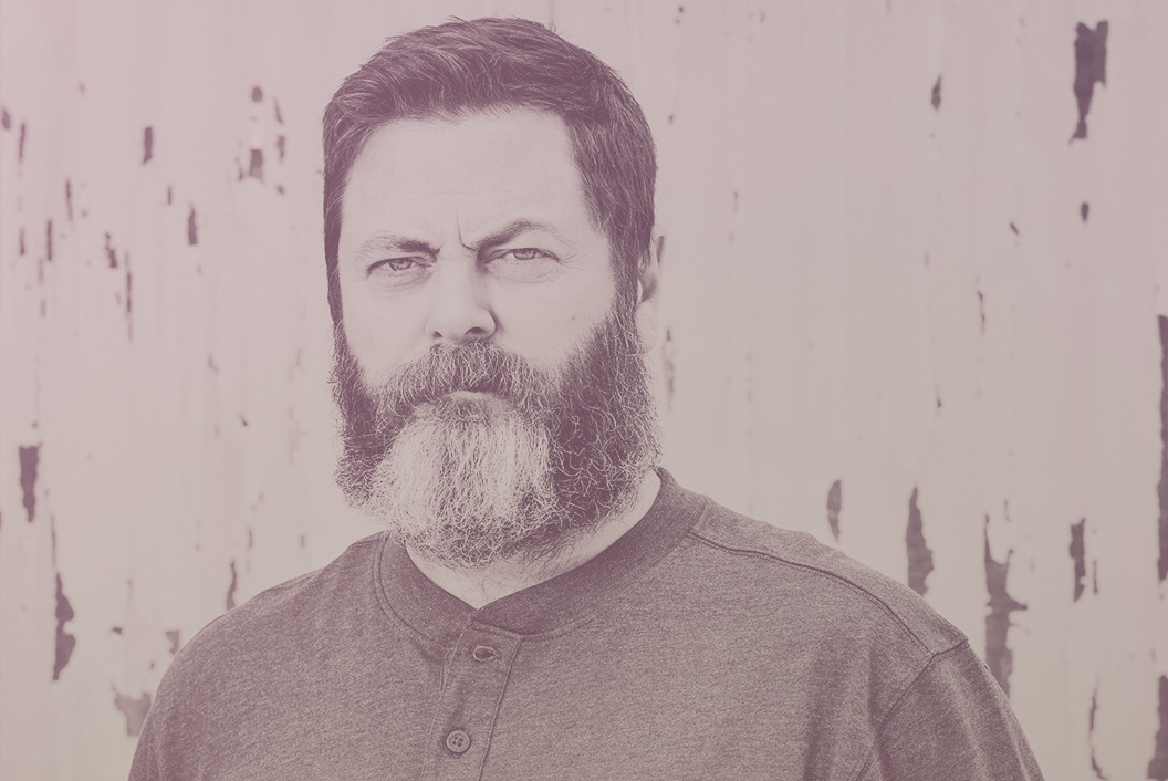 Nick Offerman Live