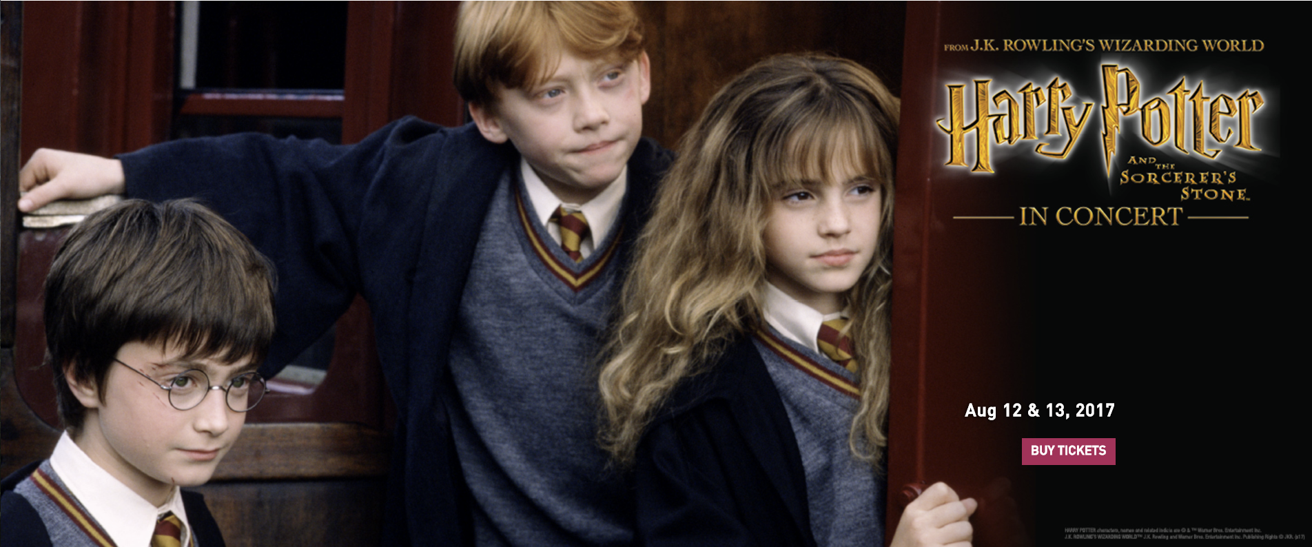 Harry Potter and the Sorcerer'sStone In Concert
