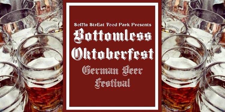 Oktoberfest at SoMa Street Food