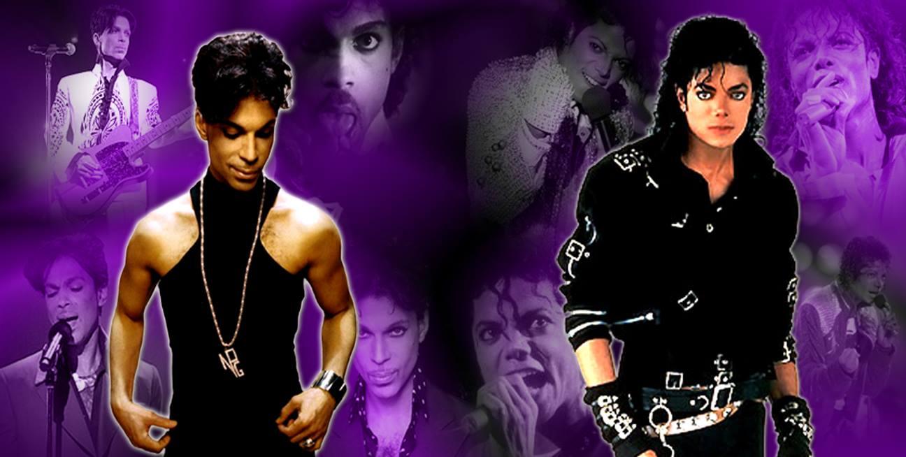 Prince & Michael Jackson
