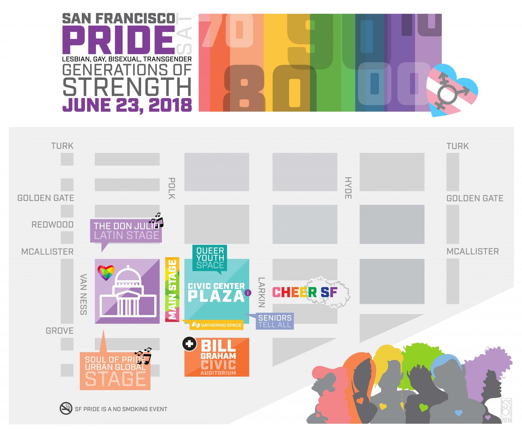 Pride Saturday
