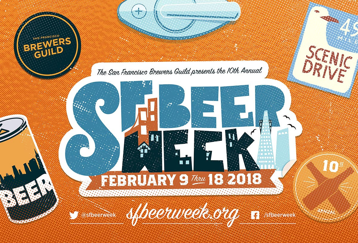 SF Beer Week Opening Gala 2018