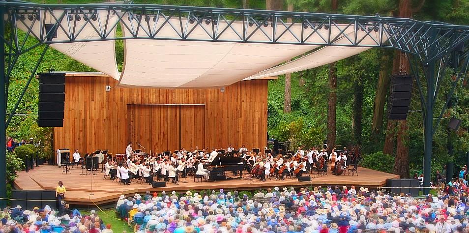 San Francisco Symphony - Stern Grove