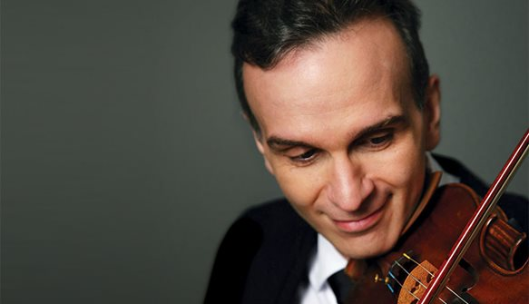MTT, Gil Shaham, and Tchaikovsky's Fourth Symphony