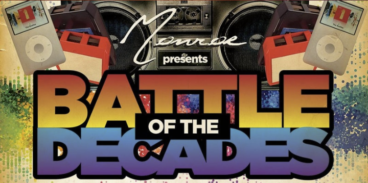 Battle of the Decades at Monroe