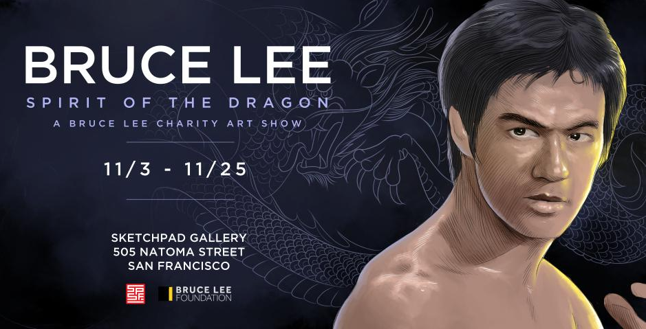 Bruce Lee: Spirit of the Dragon