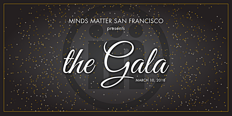 Minds Matter SF 2018 Gala