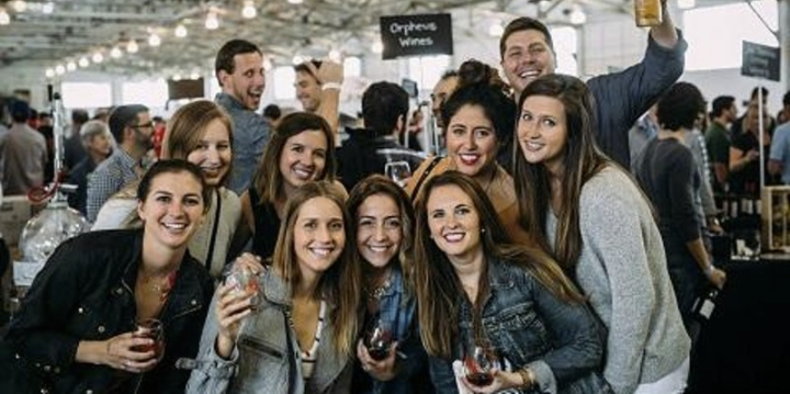 SF Vintners Market - Fall 2017