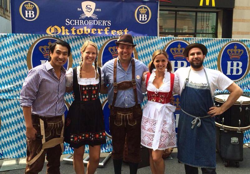 Schroeder's Oktoberfest