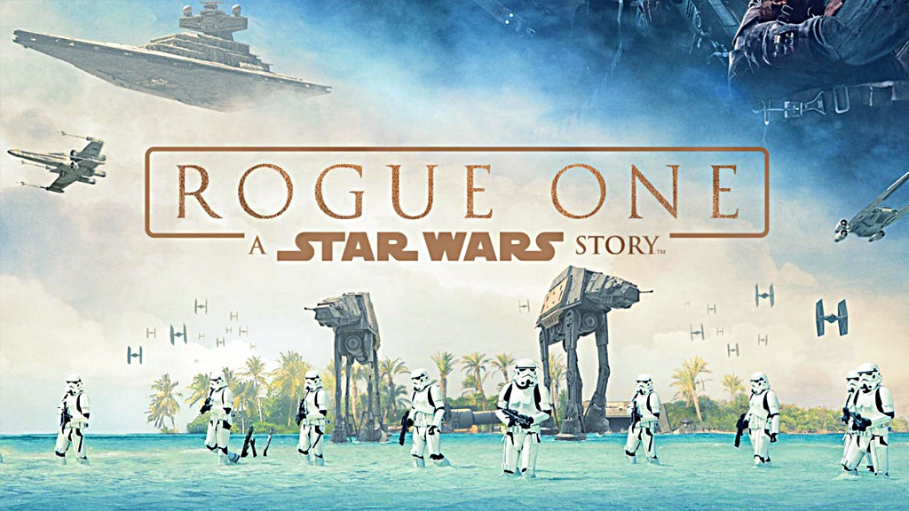 Star Wars:Rogue One in McCoppin Square