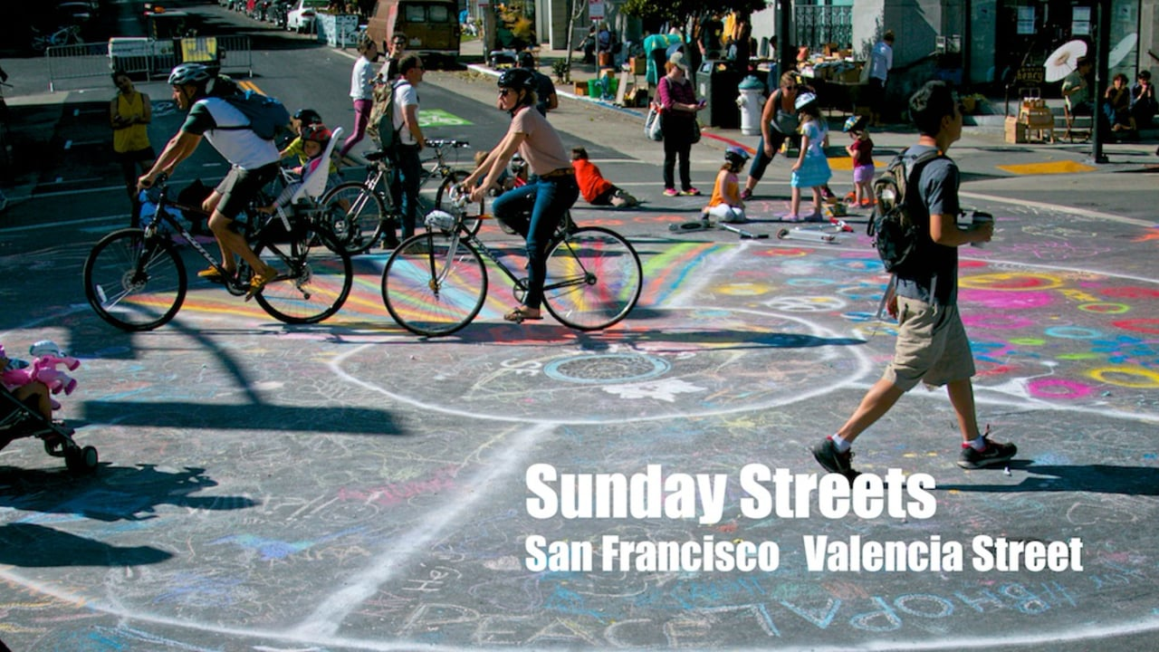 Sunday Streets - Mission