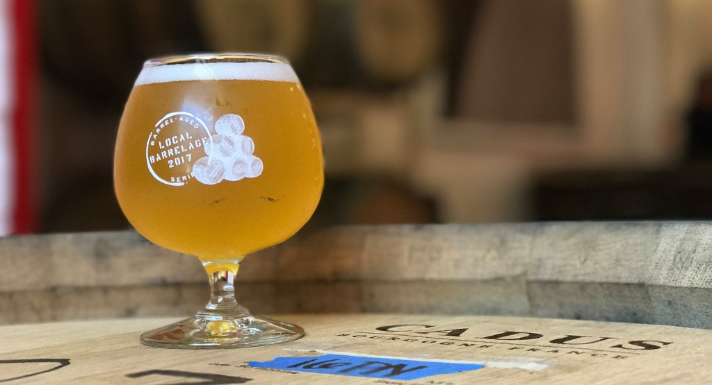 Local Barrelage 2018: Ten Single Barrel Beers (incl. sours)