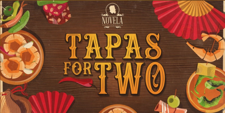 Tapas for Two : All Inclusive Dinner