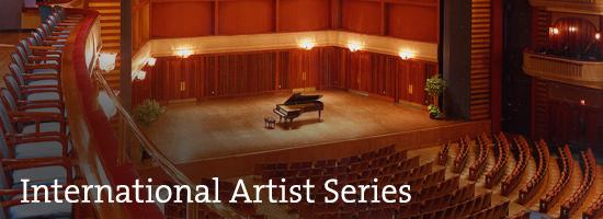 International Artist Series