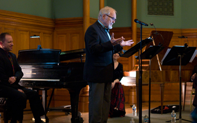 Vern Sutton Music and Tales from The Schubert Club Manuscripts