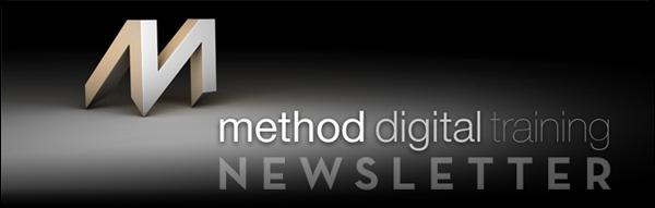Method Digital Training Newsletter