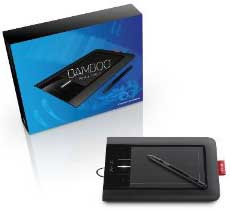 Win a Wacom Bamboo Tablet