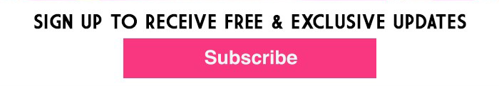 Sign up to receive free & exclusive updates - subscribe