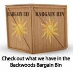 Backwoods Solar Bargain Bin