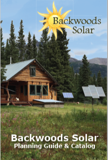 Backwoods Solar Catalog Request