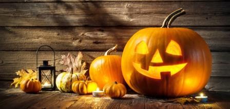 Harvest Halloween Pic