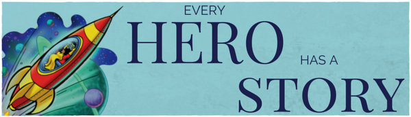 Every Hero Has a Story: Teen summer library programs
