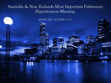 PHSANZ Annual Scientific Meeting 2013