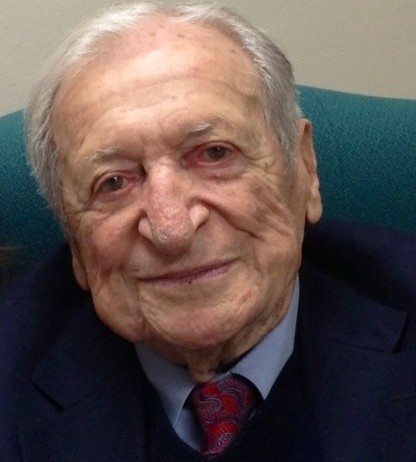 Dr. Milton Hamolsky