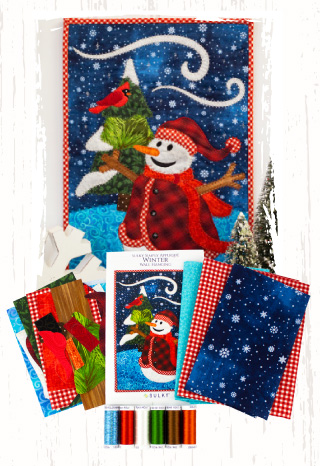 Simply Applique Winter Lite Bundle