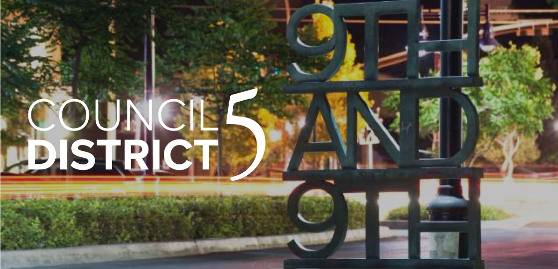 Council District 5