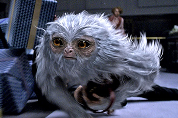 Demiguise. © Fantastic Beasts and Where to Find Them.