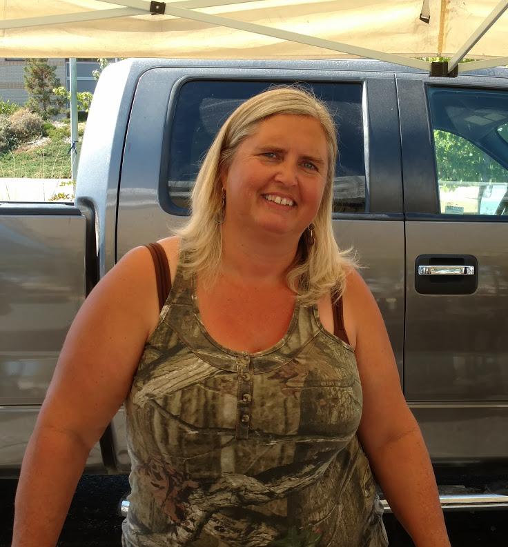 Farmer: Mary Pierce
