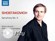 Shostakovich's Symphony No. 4