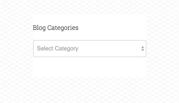 Blog Categories for Bible Studies