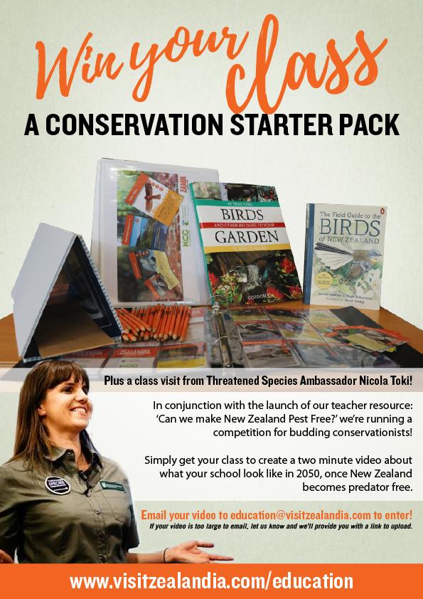 Conservation Starter Pack Poster