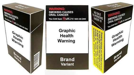 Plain Packaging on Cigarette Packaging To Be Introduced in Singapore