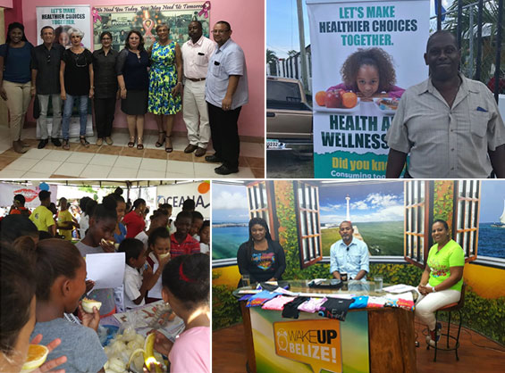 Belize Cancer Society Events