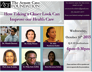 Arnott Cato Foundation Lectures