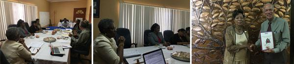 Trinidad and Tobago National NCD Alliance HCC Visit